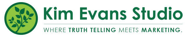 Kim Evans Studio: where truth telling meets marketing